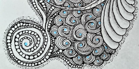 A Meditative Art Practice: Learning Zentangle with Sharon Cook tickets