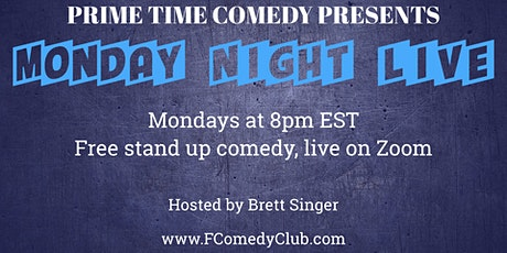 Monday Night Live! tickets