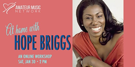 At Home with Hope Briggs tickets