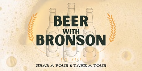 Beer with Bronson tickets