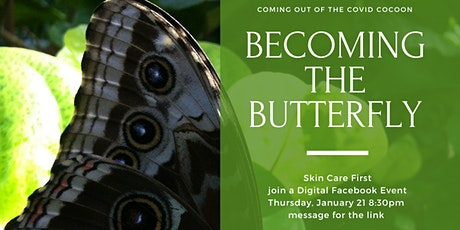 Becoming the Butterfly tickets