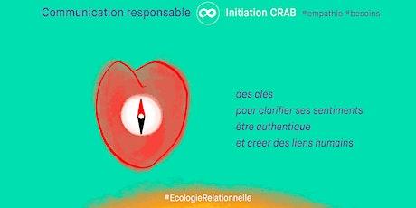 Initiation CRAB communication responsable billets