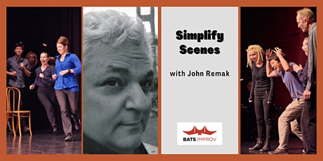 Online:  Simplify Scenes  with John Remak tickets