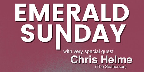 Emerald Sunday + Chris Helme Live at Kirriemuir Town Hall tickets