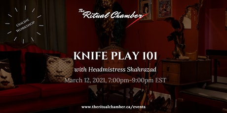 Knife Play 101 tickets