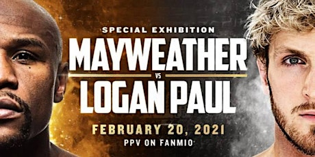 Mayweather VS Logan Paul Fight Party tickets