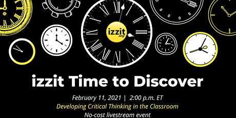 Developing Critical Thinking in the Classroom tickets