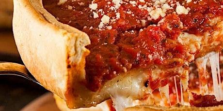 CHICAGO STUFFED PIZZA WORKSHOP tickets