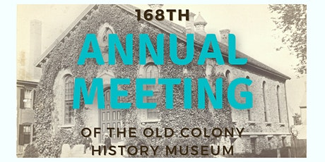 168th Annual Meeting tickets