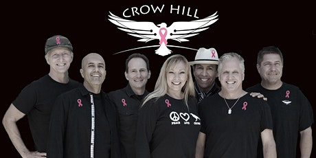 ROCK YOUR PINK 2021 BENEFIT CONCERT WITH CROW HILL BAND tickets