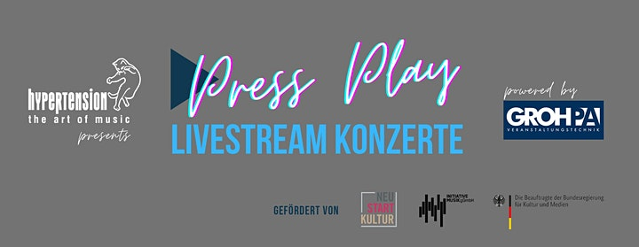 Mein Elba @ Press Play - Livestream Konzerte: Bild