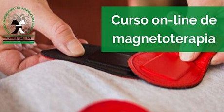 Curso On-Line de Magnetoterapia boletos