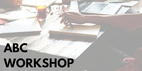 ABC Workshop - Letter of Interest (LOI) Writing Workshop tickets