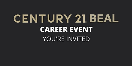 CENTURY 21 Career Event tickets