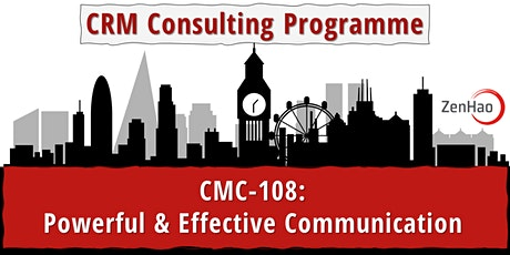 CMC-108:  Powerful & Effective Communication (Spring 2021) tickets