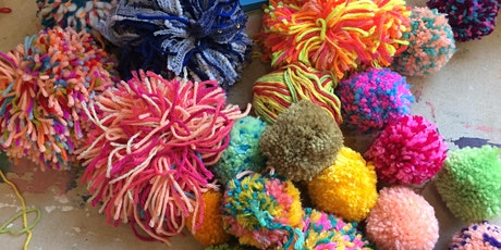 Drop-in Pom Pom Workshop for All Ages! tickets