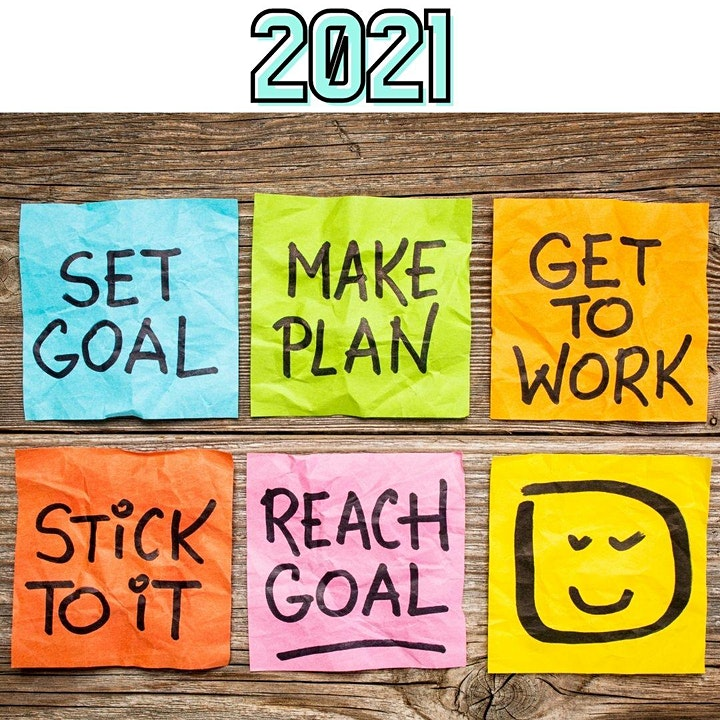 New Year 2021 Challenge Healthier You image