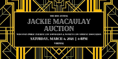 The 8th Annual Jackie Macaulay Auction tickets