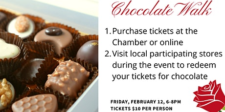 Chocolate Walk tickets