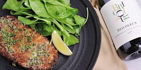 """""""In the Kitchen"""" with Bricoleur - Chicken Milanese tickets"""