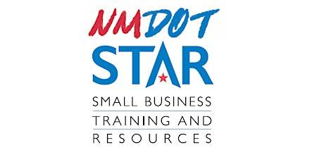 NMDOT STAR Virtual Opportunity Fair tickets