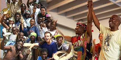 Living Rhythms Hands-On African Drumming workshop tickets