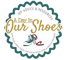 Lisa Lightner- ADayInOurShoes.com logo