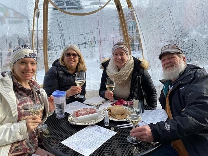 Winter Wine Bubble Reservations at MBTB Auburn Hills image