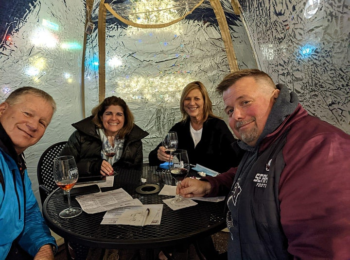 Winter Wine Bubble Reservations at MBTB Shelby Township image