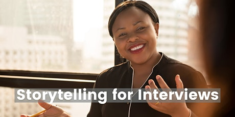 Storytelling for Interviews tickets