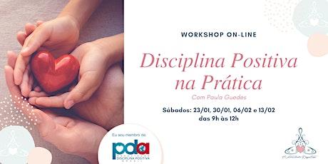 Disciplina Positiva na Prática ingressos