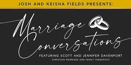 Married Conversations tickets