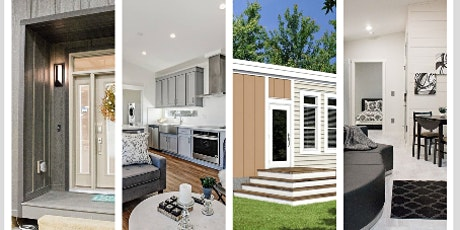 Compact Dwellings: Prefab ADUs to Cluster Developments tickets