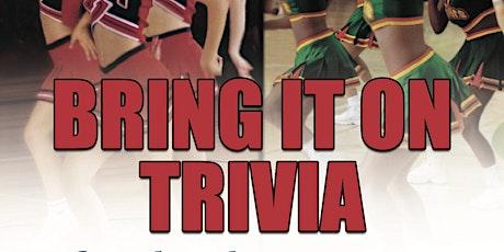 Bring It On Trivia Live-Stream tickets