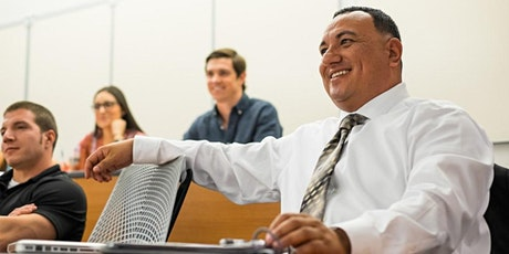 Executive MBA Program Overview tickets