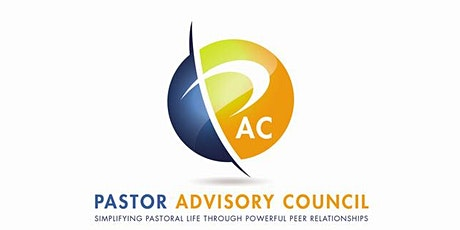 Pastor Advisory Council- January 2021 tickets
