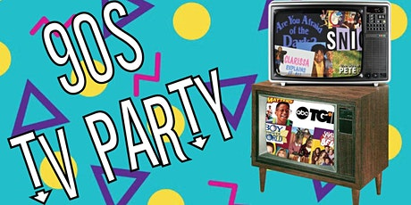 90s TV Party tickets
