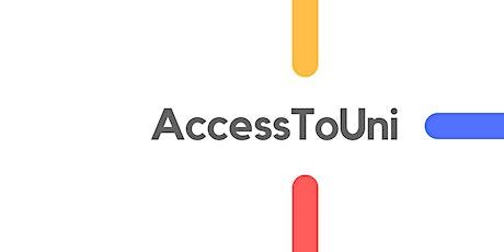 AccessToUni - Student Finance - Part 2 tickets