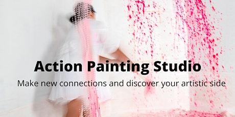 Action Painting Studio Workshop tickets