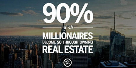 LEARN AND EARN WITH REAL ESTATE INVESTING tickets