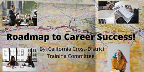 Roadmap to Career Success! tickets