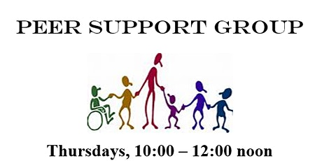 CID Peer Support Group - Every Thursday tickets