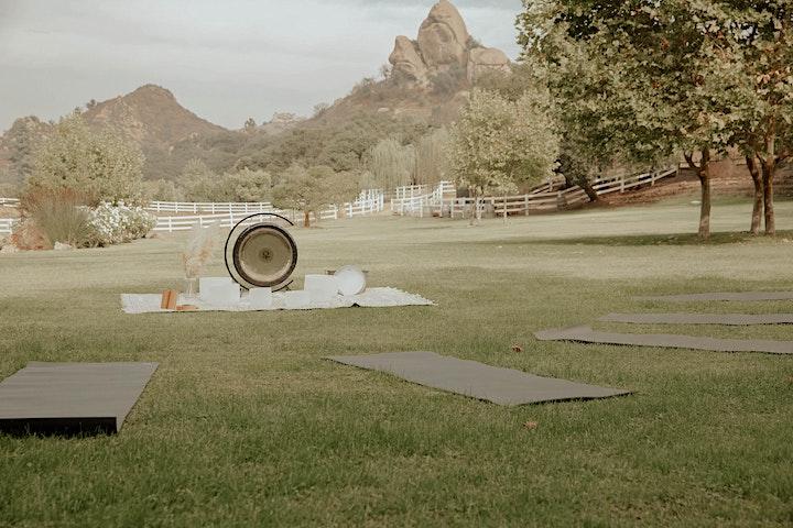 Open Yoga at Saddlerock Ranch! image