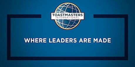 Public Speaking & Leadership Program @ Markham SweetTalkers Toastmaster tickets