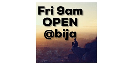 FRIDAY 9AM BIJA YOGA OPEN CLASS 60m tickets