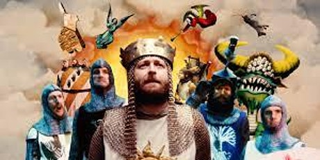 Monty Python and the Holy Grail @ Moonshine Cinema Mansfield tickets