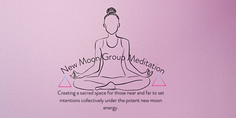 New Moon Group Meditation tickets