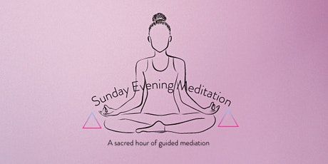 Sunday evening meditation tickets