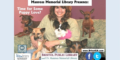 Time for Some Puppy Love? tickets