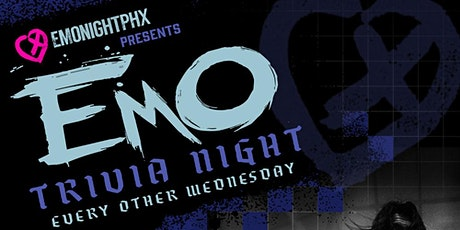 EMO TRIVIA NIGHT tickets